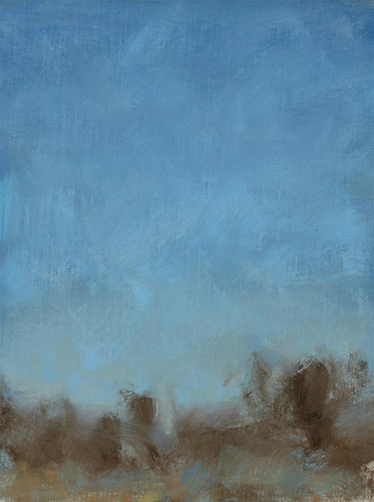 """Winter Daylight 03"" original fine art by Scott Serafica"