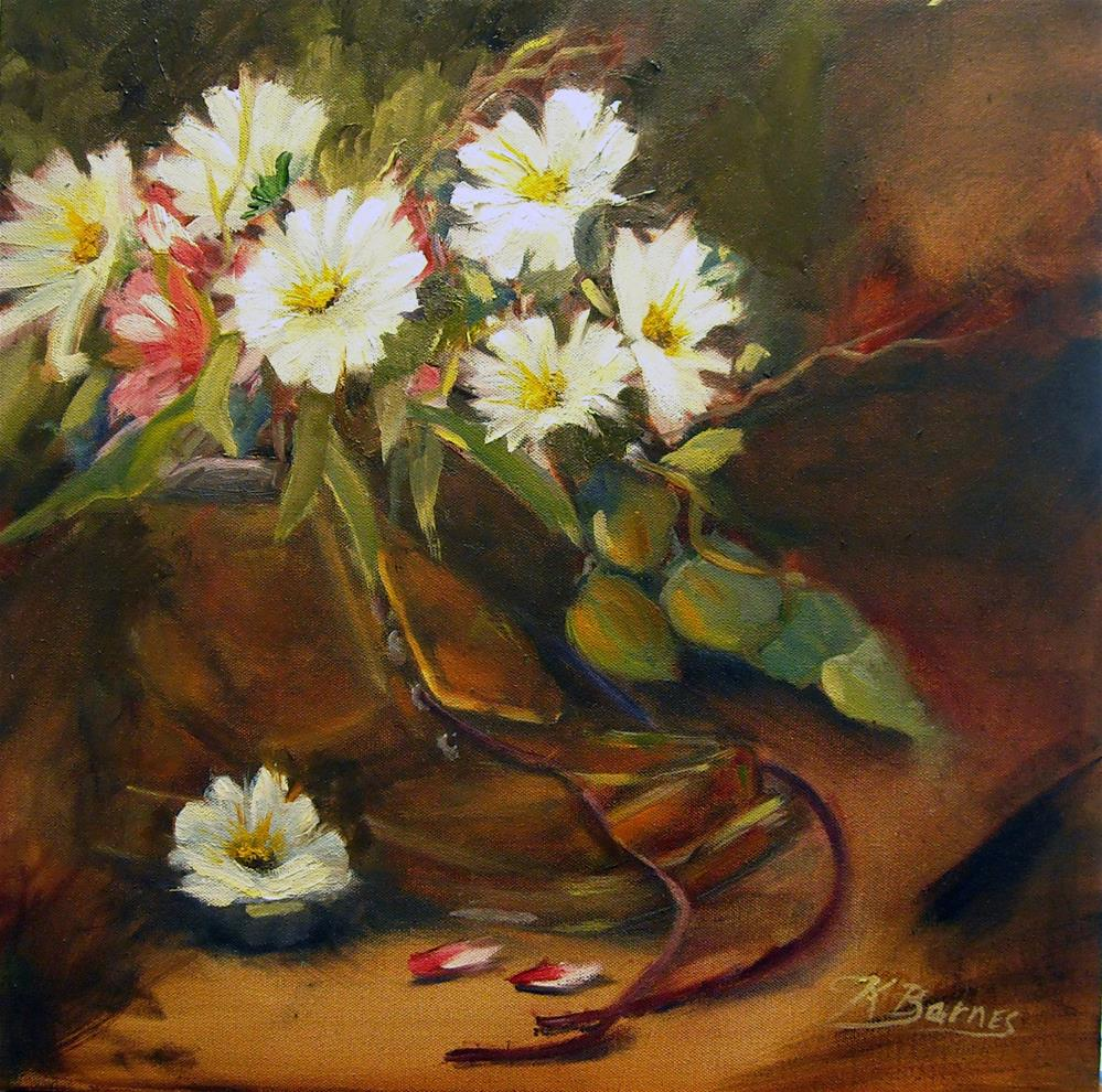 """Summer Hiking"" original fine art by Kathleen Barnes"