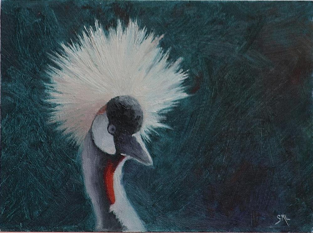 """YowZaa!"" original fine art by Sheila Marie"