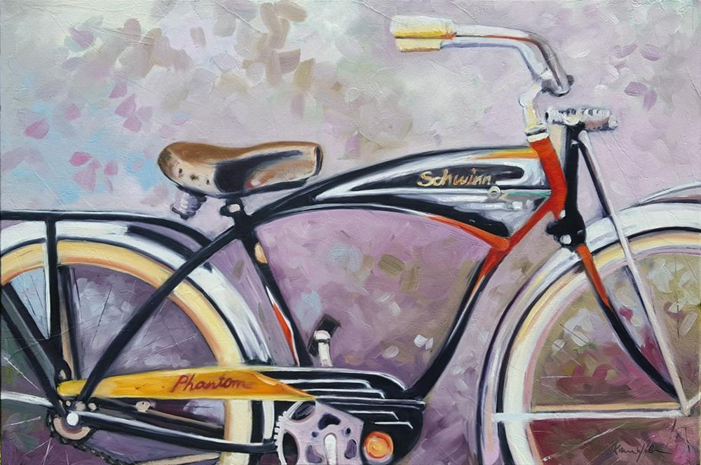 """Untitled"" original fine art by Karen Weber"