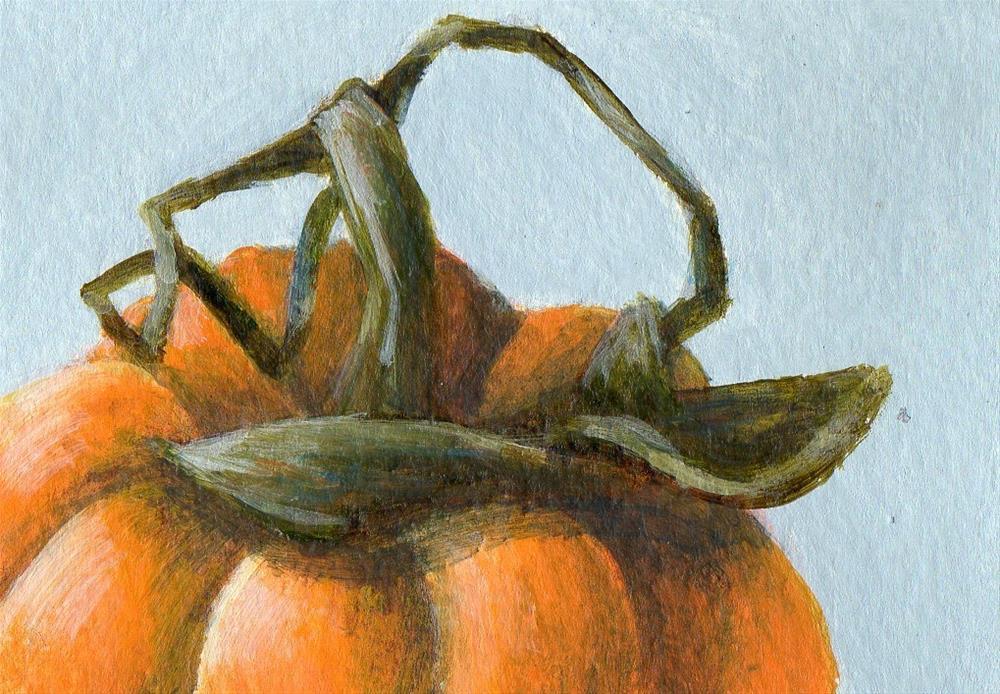 """""""Autumn Twist"""" original fine art by Debbie Shirley"""