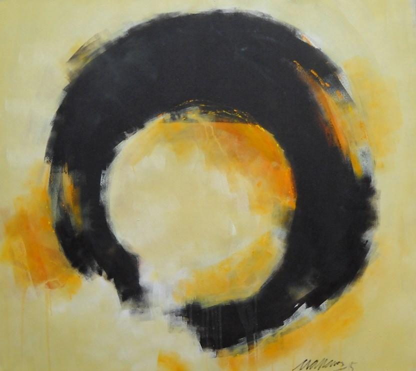 """""""BBB#16"""" original fine art by wawan ms"""