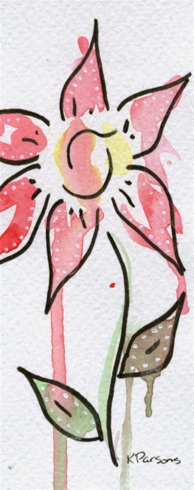 """Egg on Your Face"" original fine art by Kali Parsons"