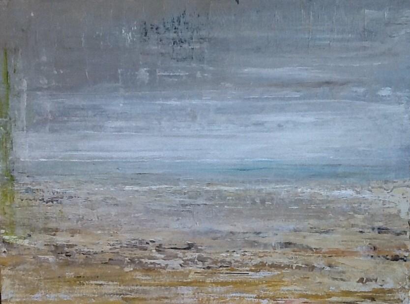 """""""Longevity"""" original fine art by Maureen Bowie"""