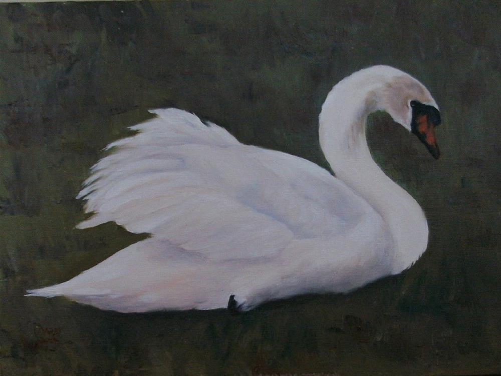 """""""Beauty Rest"""" original fine art by Lynn Darby"""