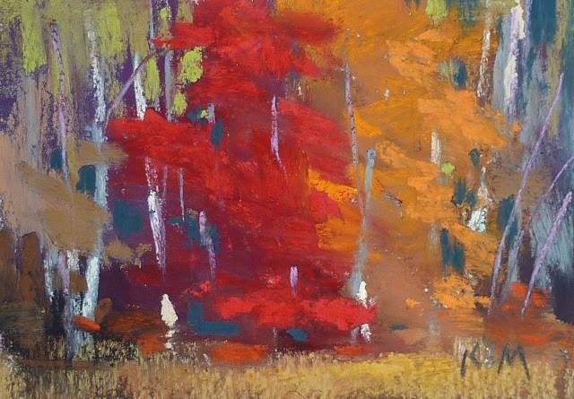 """Mini Week ...10 Reasons to Paint Small"" original fine art by Karen Margulis"