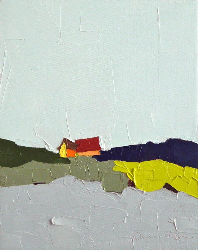 """""""Little Pair"""" original fine art by Donna Walker"""