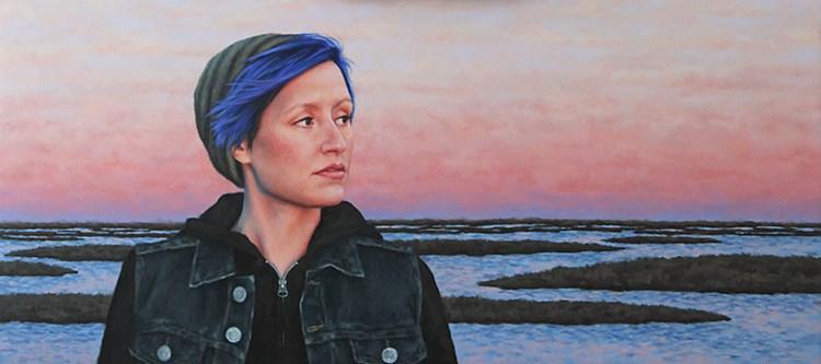 """Return"" original fine art by Sarah Becktel"