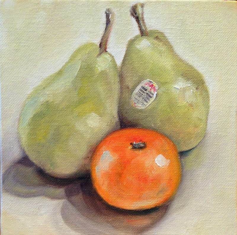 """PLU #4419"" original fine art by Beth Moreau"