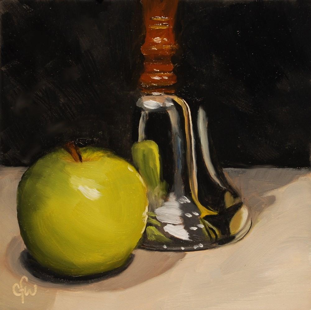 """""""The Teacher's Bell"""" original fine art by Gary Westlake"""