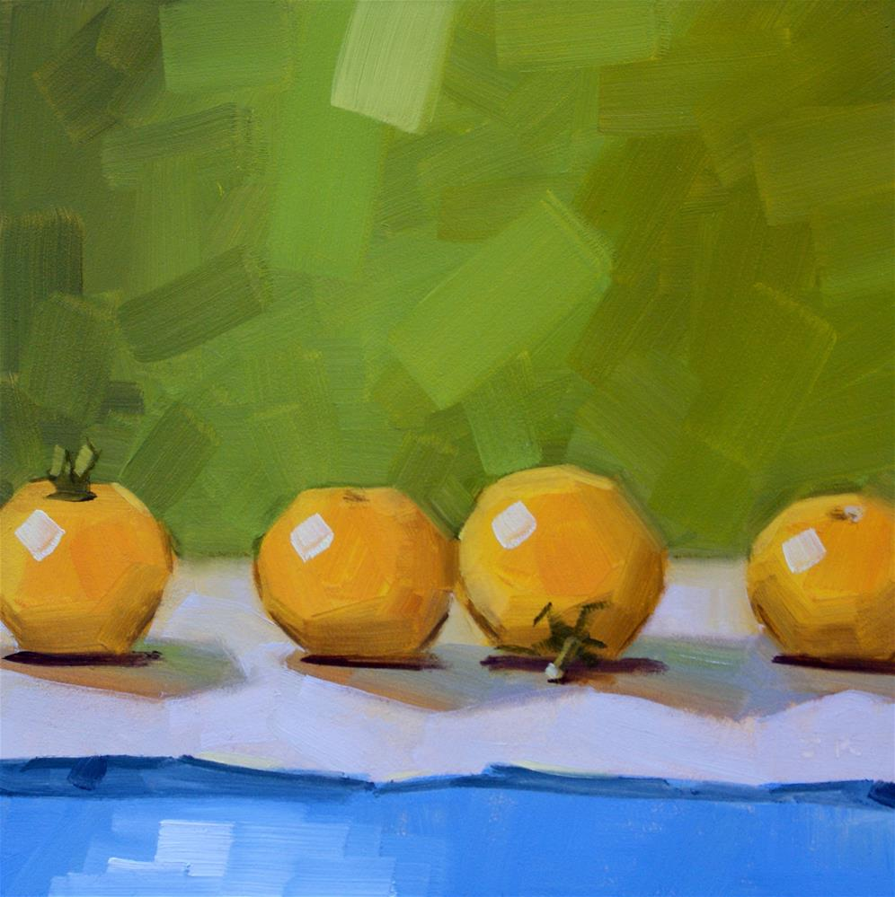 """""""Two Topless"""" original fine art by Jiyoung Kim"""
