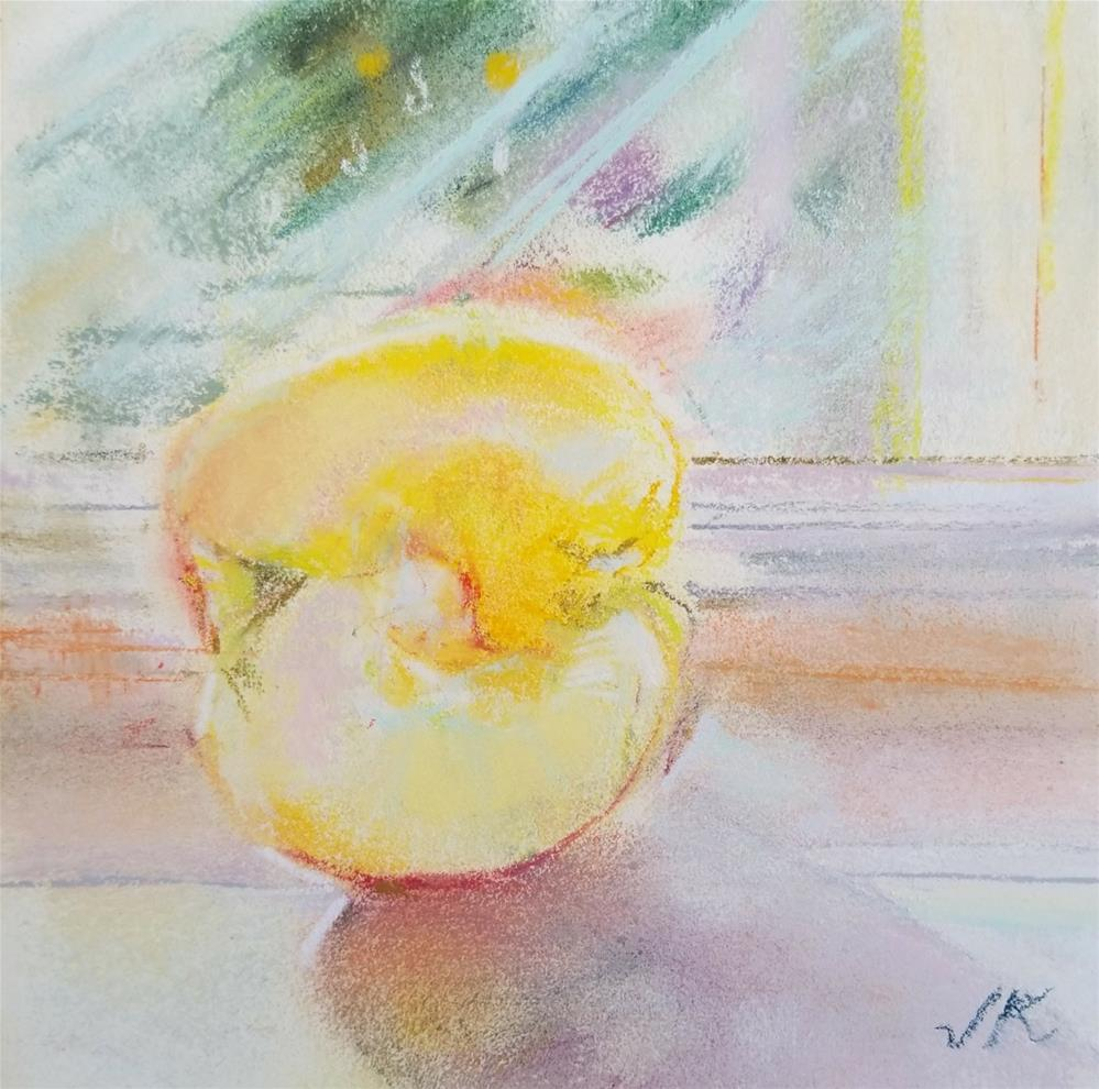 """Sunshine"" original fine art by Jean Krueger"