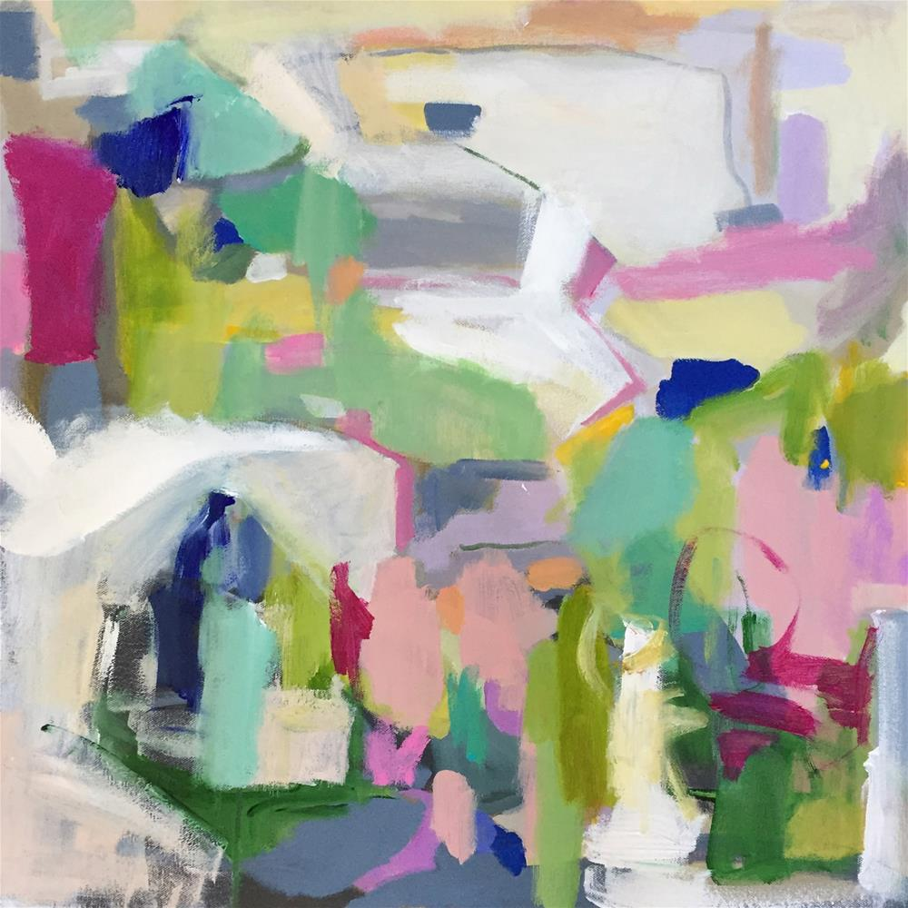 """Giverny"" original fine art by Pamela Munger"