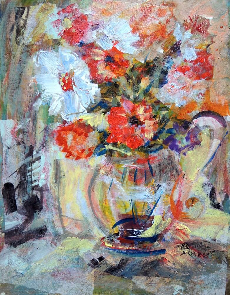 """""""Dances with Light"""" original fine art by Mary Schiros"""