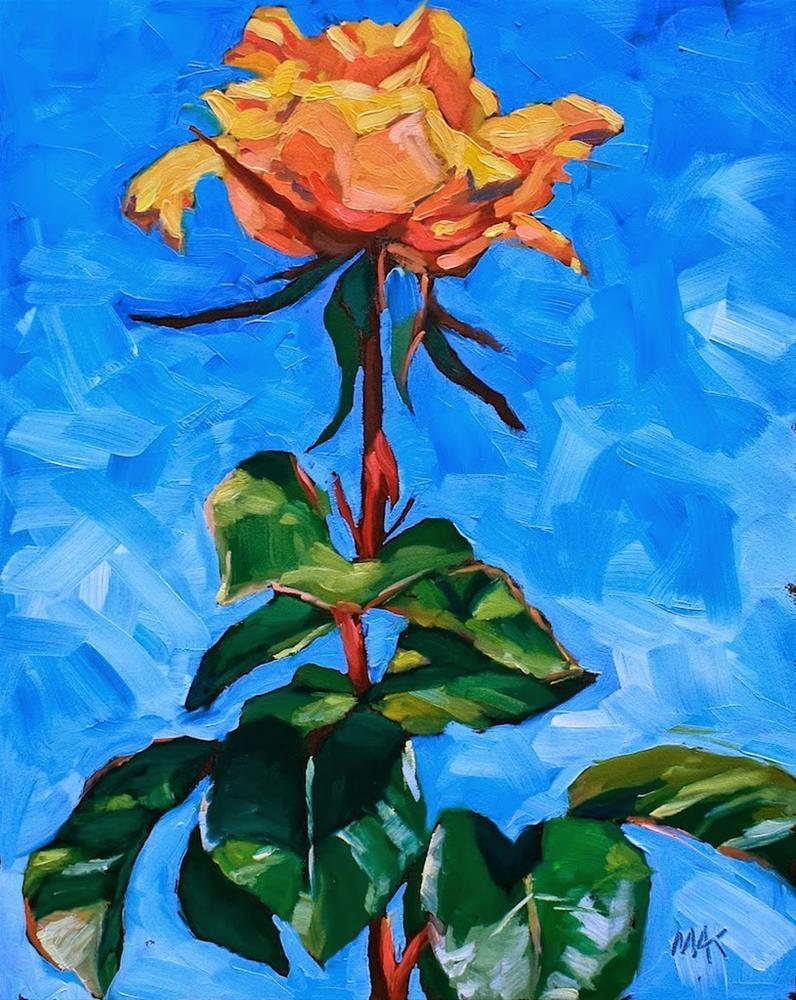 """""""Glory"""" original fine art by Mary Anne Cary"""