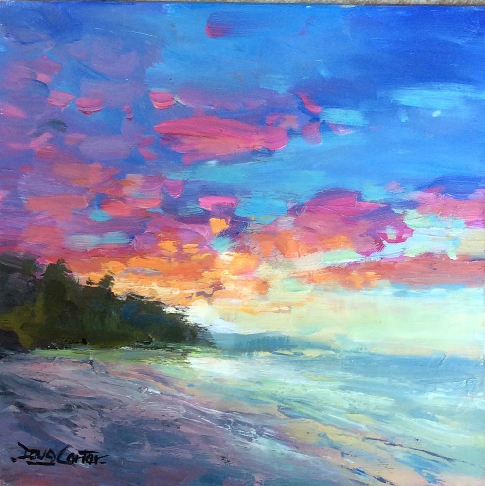 """""""Early Light"""" original fine art by Doug Carter"""