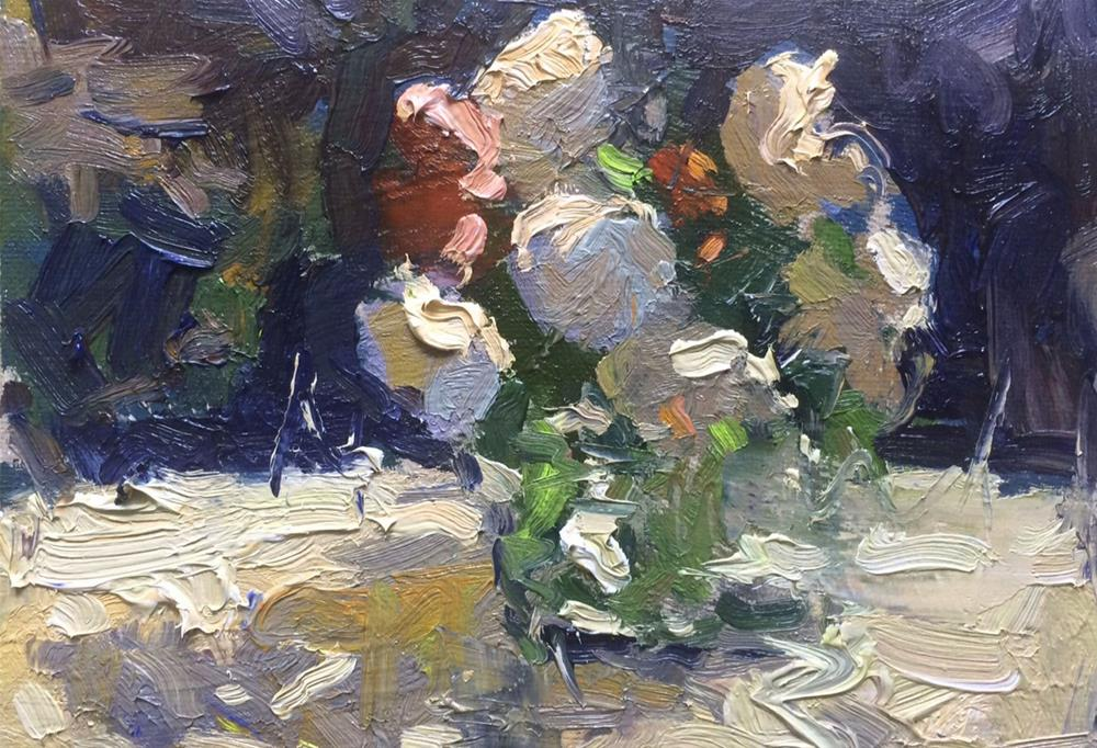 """Sunny Bouquet "" original fine art by Michael Clark"