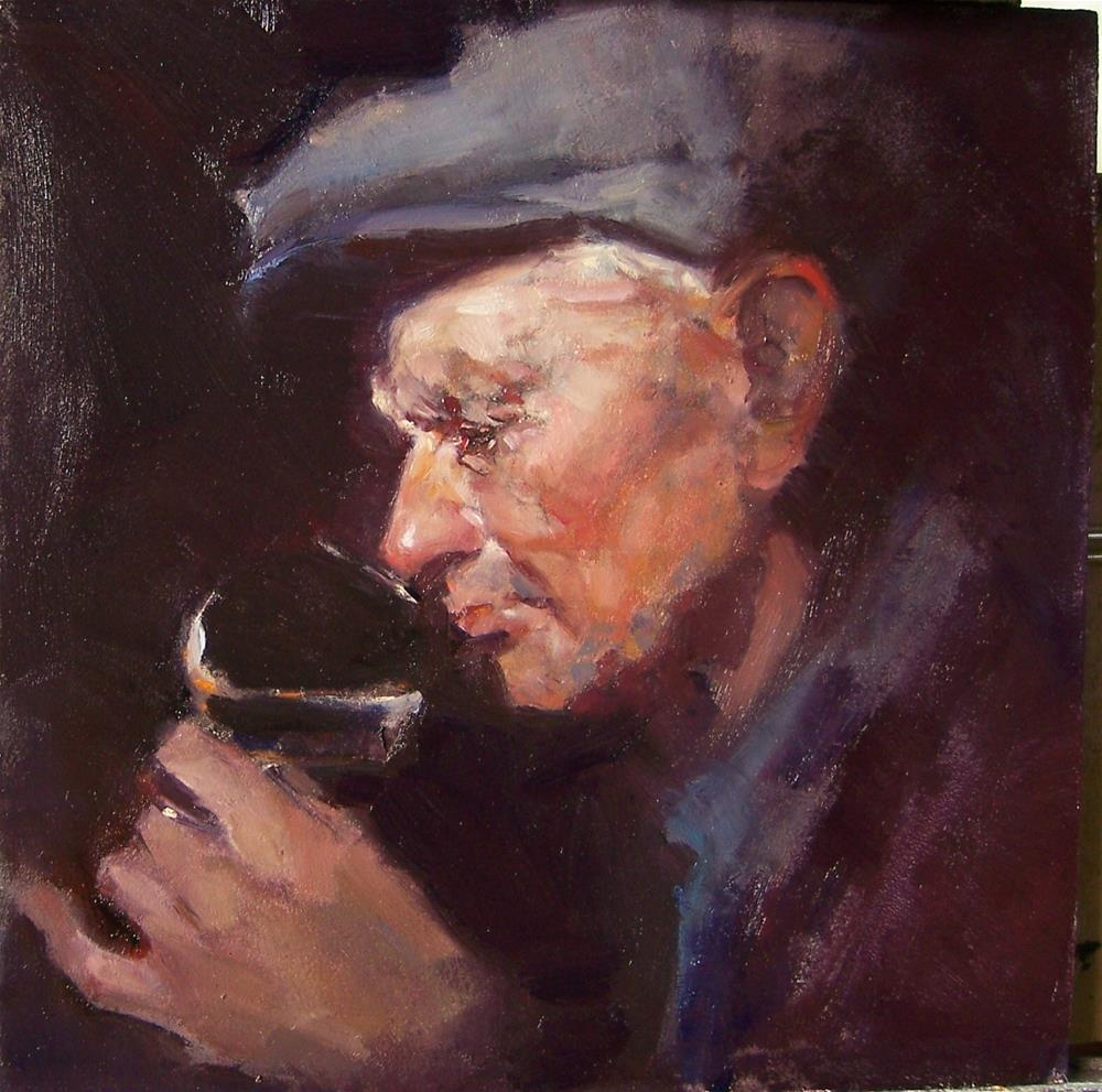 """Perfectly Aged"" original fine art by Kim Roberti"