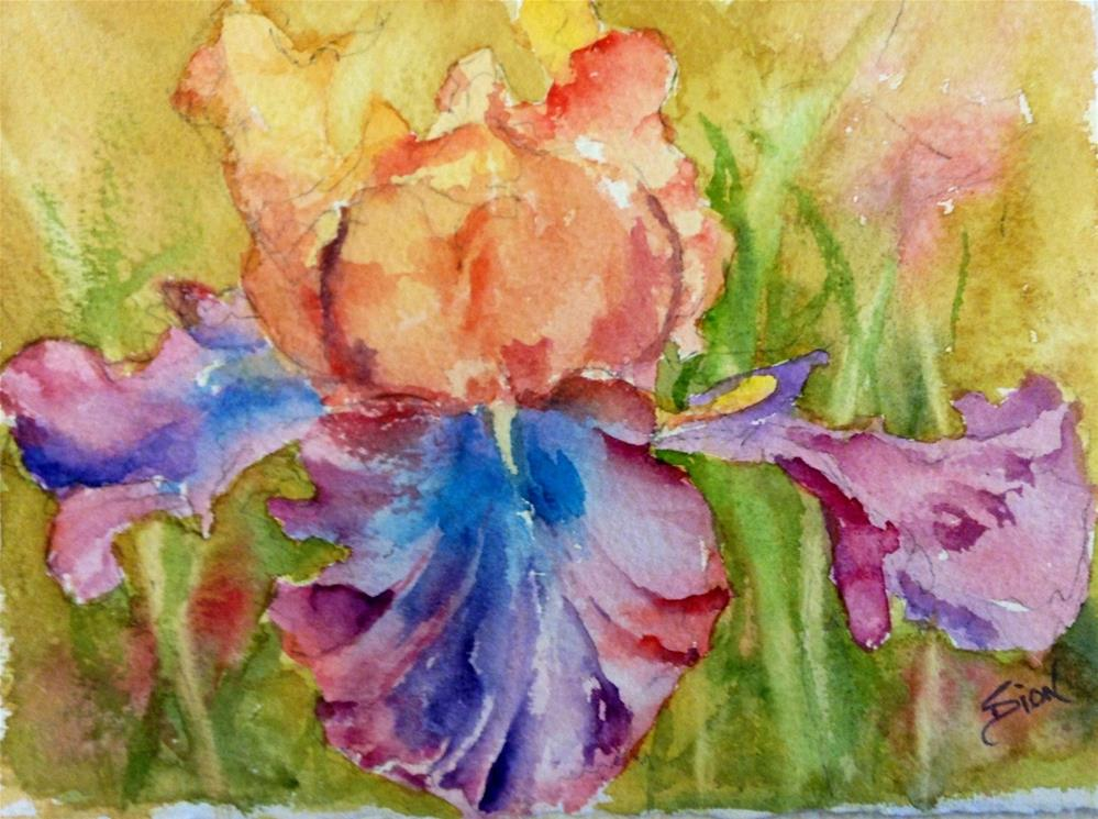 """Summer Symphony"" original fine art by Sue Dion"