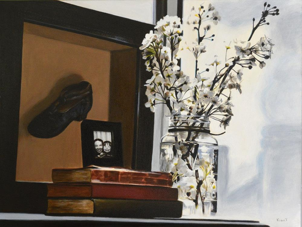 """Still Life Commission"" original fine art by Kim Testone"