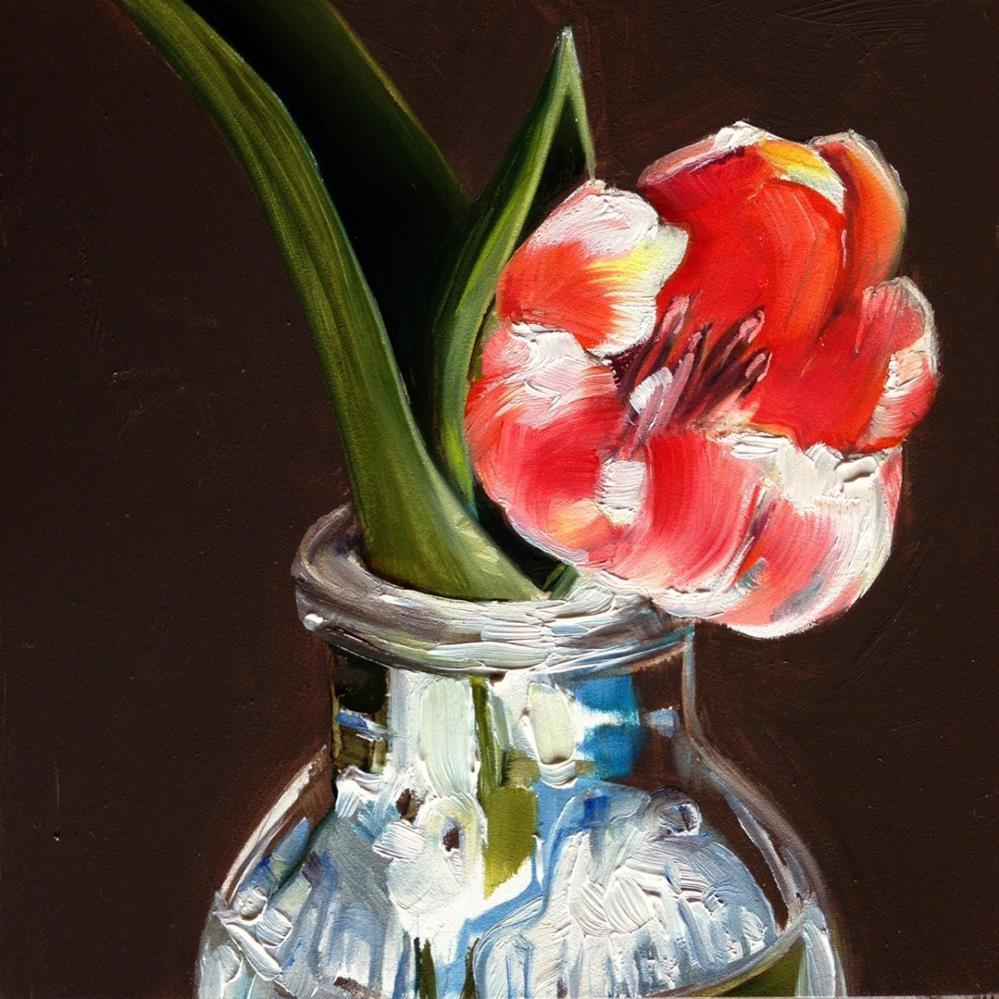 """""""Timed Challenge"""" original fine art by Beth Moreau"""