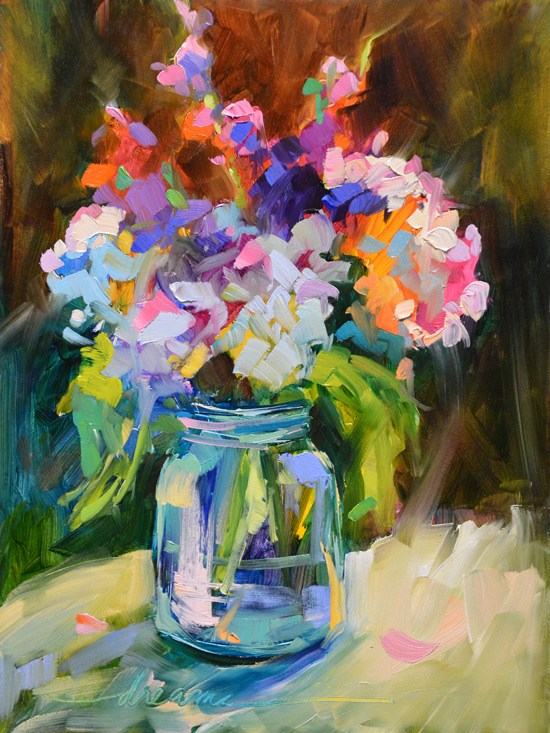 Daily Paintworks Dreama Tolle Perry