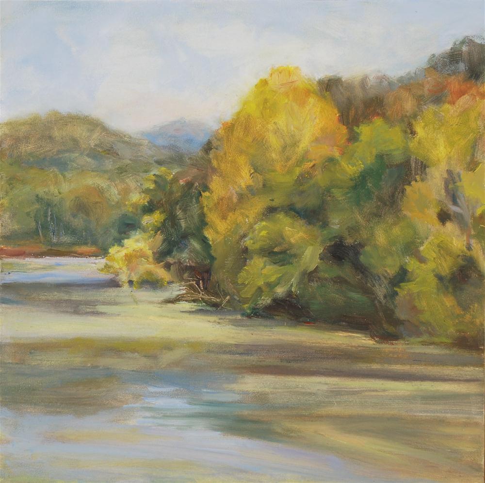 """Tennessee Greens"" original fine art by Carol DeMumbrum"