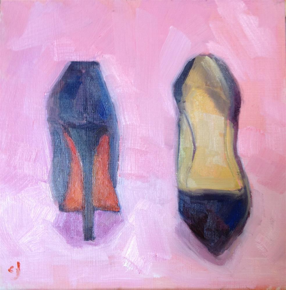 """High on Life"" original fine art by Carol Josefiak"