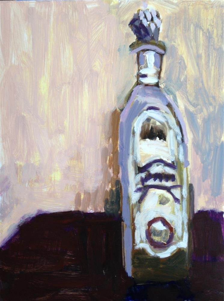 """Glass Agave Inside"" original fine art by Pamela Hoffmeister"
