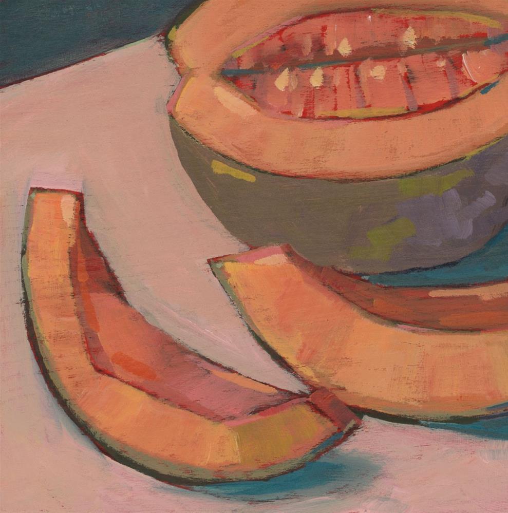 """0924: Last Taste of Summer"" original fine art by Brian Miller"