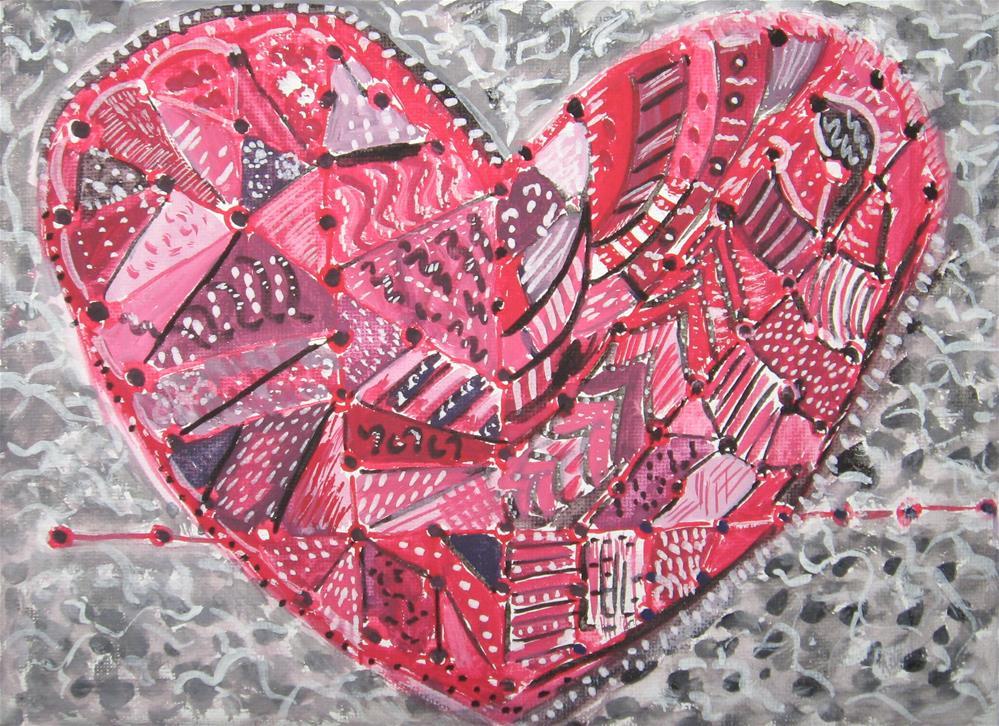 """Sweet Sweet Love"" original fine art by Alina Frent"
