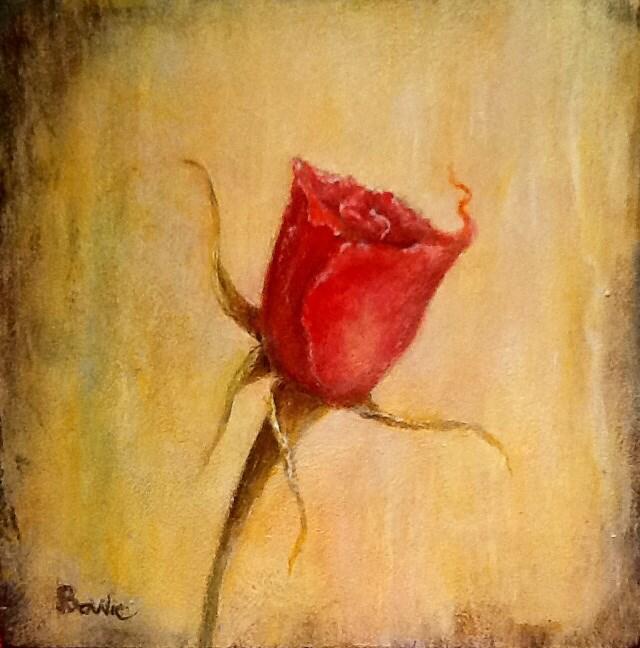 """Inspire"" original fine art by Maureen Bowie"