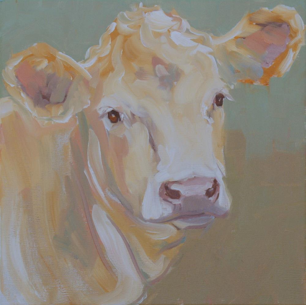 """the color of love"" original fine art by Carol Carmichael"