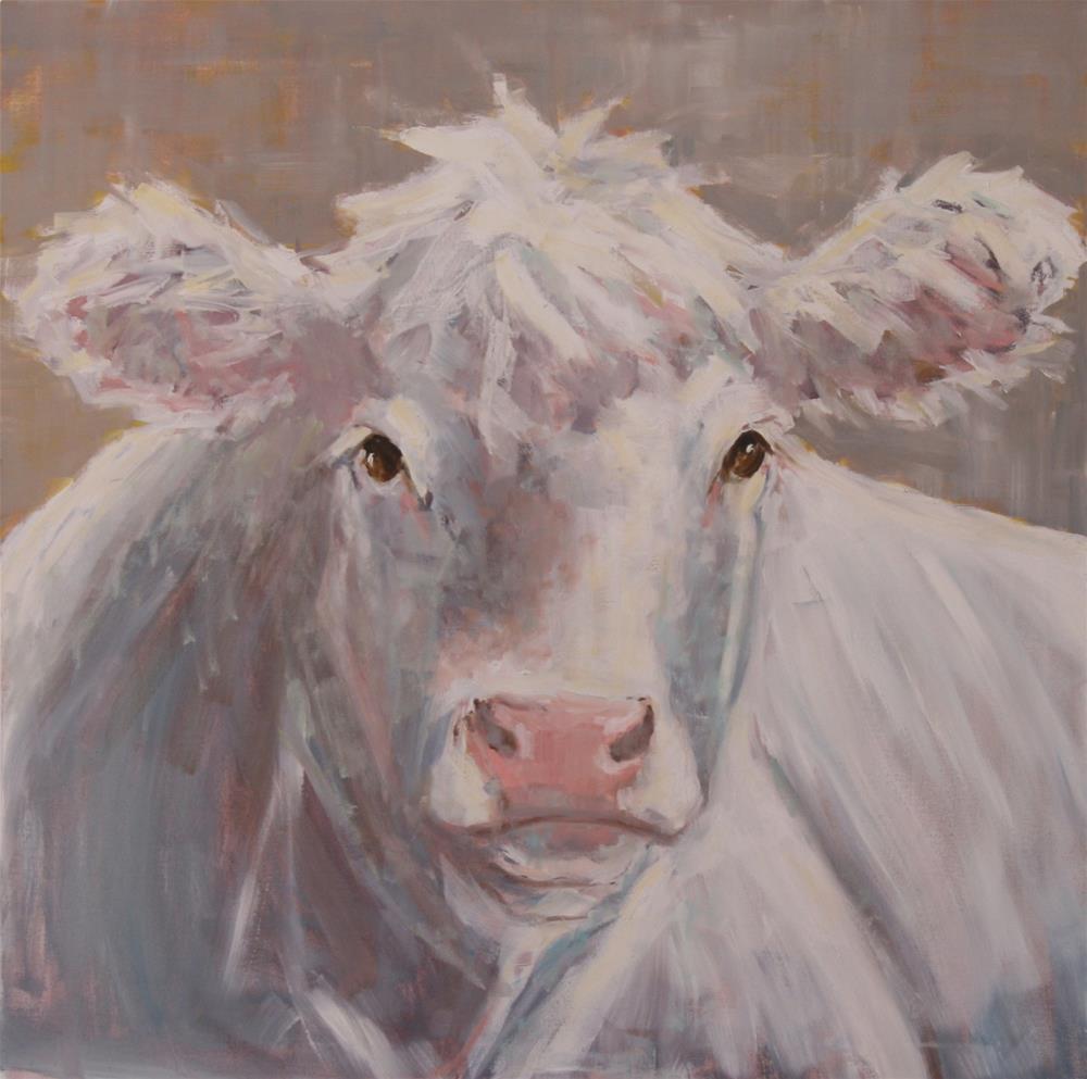 """""""emma"""" original fine art by Carol Carmichael"""