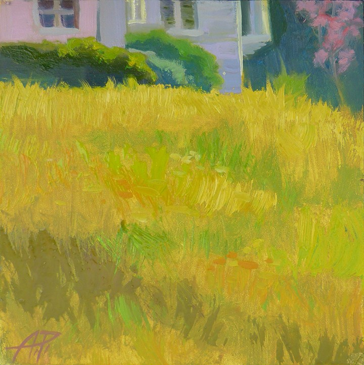 """""""Beyond the Field - Day 4"""" original fine art by Anette Power"""