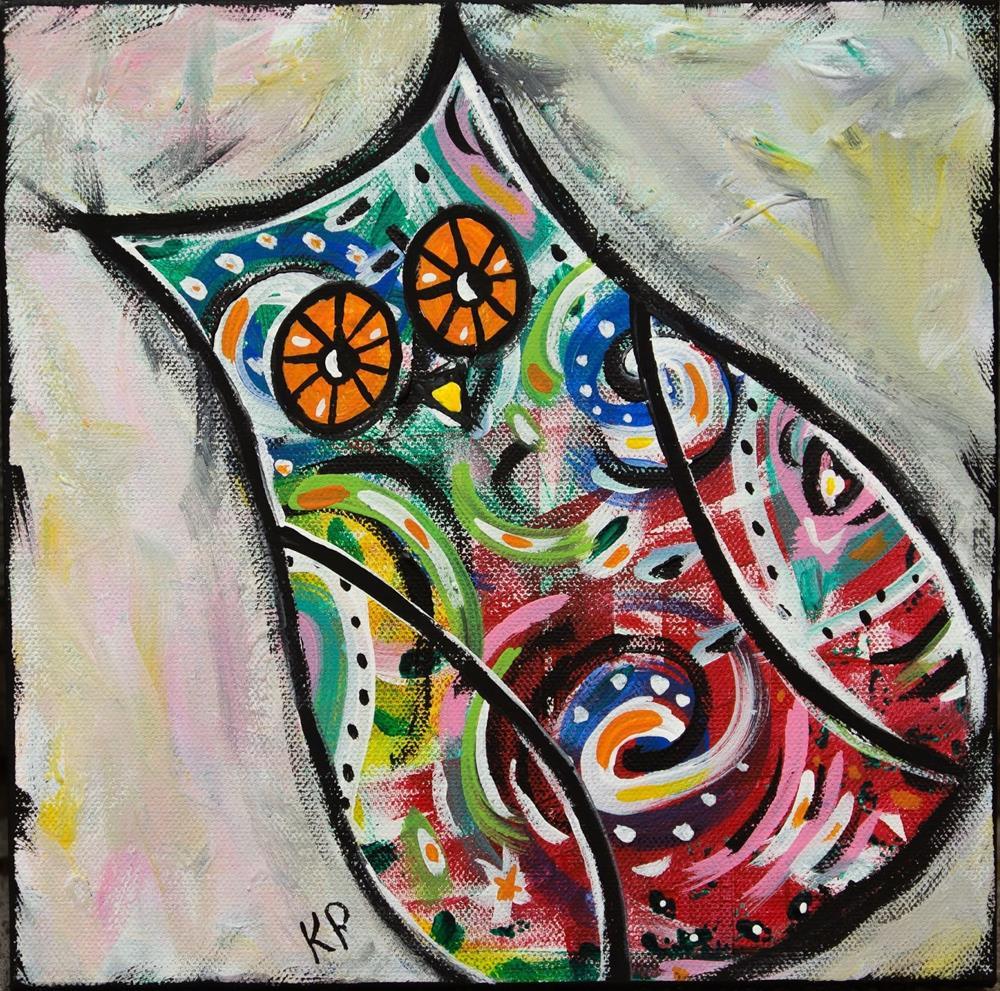 """Fruit Loops"" original fine art by Kali Parsons"