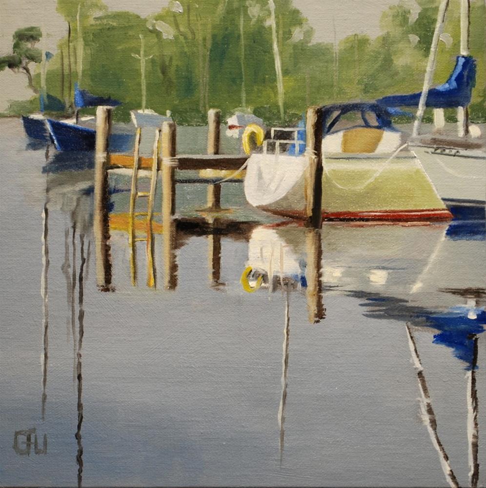 """Morning Light"" original fine art by Gary Westlake"