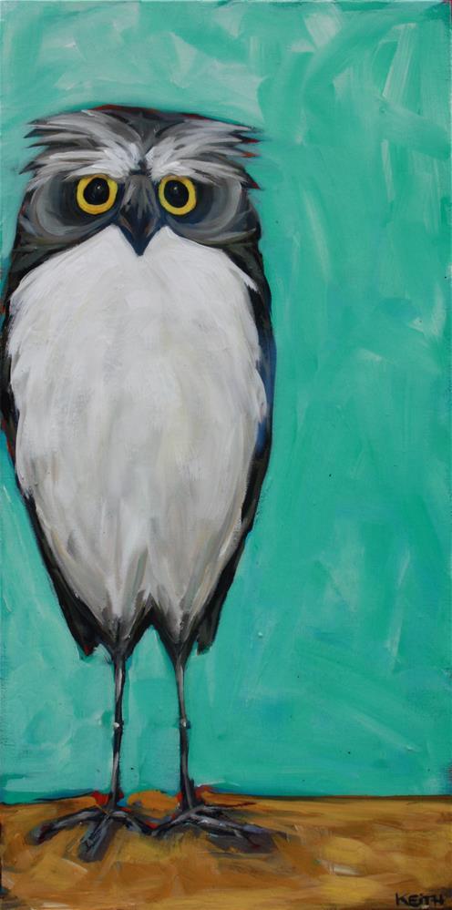 """Morton"" original fine art by Kandice Keith"