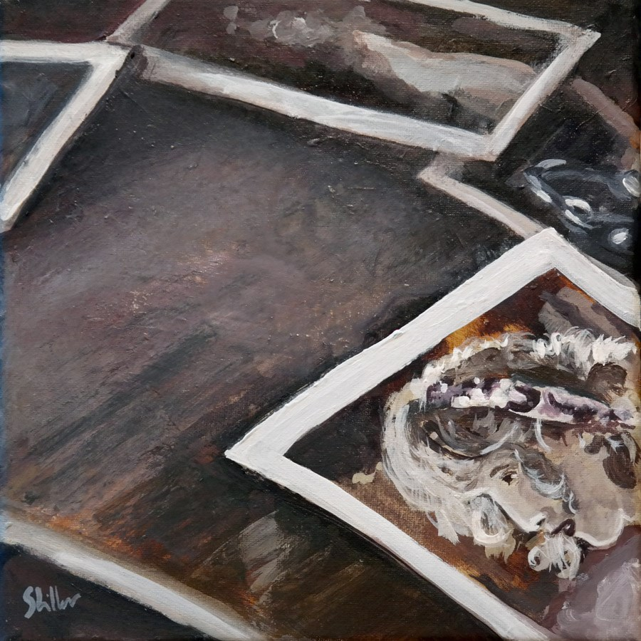 """1644 The speckled Band"" original fine art by Dietmar Stiller"