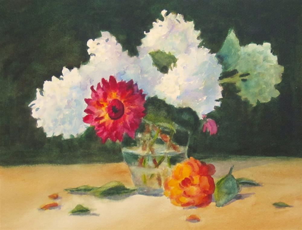 """Highlands Beauty,Watercolor"" original fine art by Pat Fiorello"