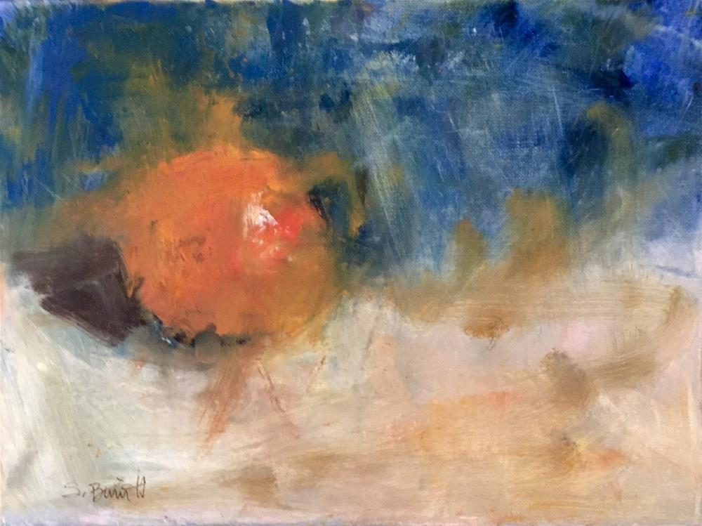 """Sweet Citrus"" original fine art by Sherri Burritt"