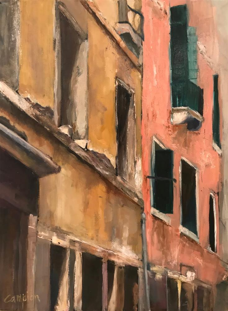 """925 Fresh Air"" original fine art by Diane Campion"