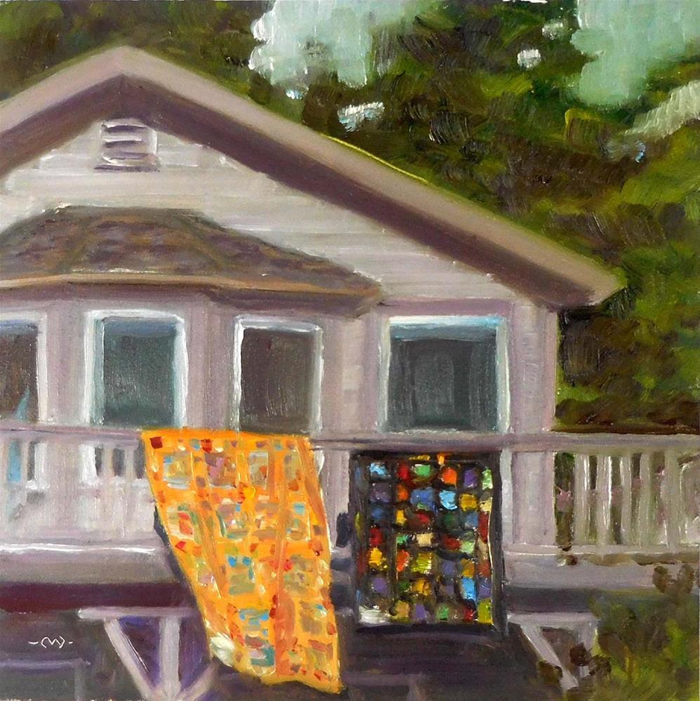 """Quilt Show"" original fine art by Cietha Wilson"