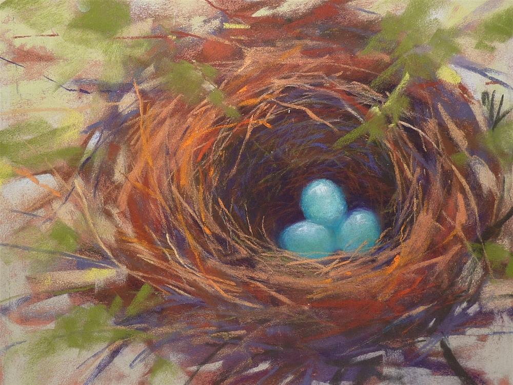 """""""Spring Studio Event ...Paintings need a home!"""" original fine art by Karen Margulis"""