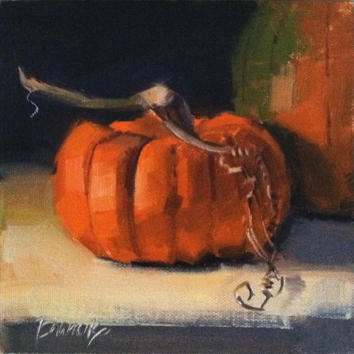 """Autumn Harvest"" original fine art by Candace Brancik"