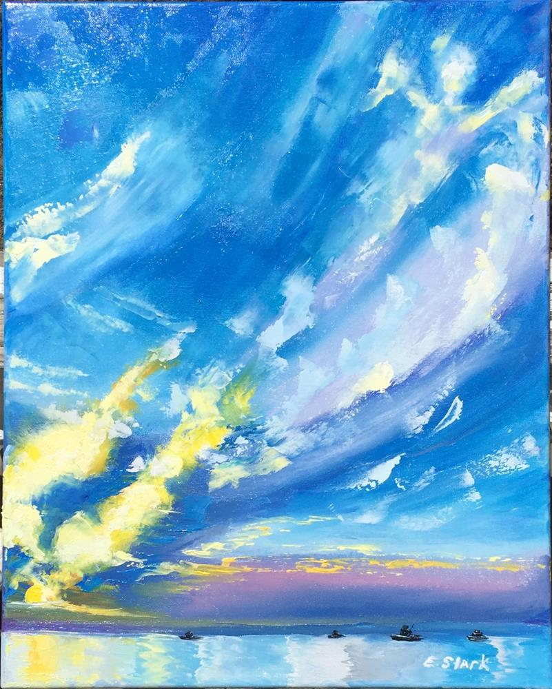 """Dreaming"" original fine art by Elizabeth Ann Stark"