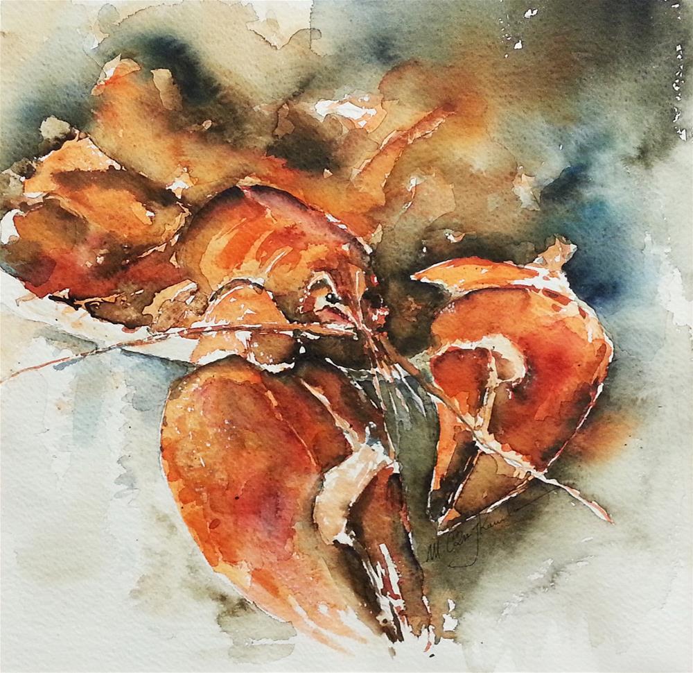 """""""Carcinoma"""" original fine art by Marlena Czajkowska"""