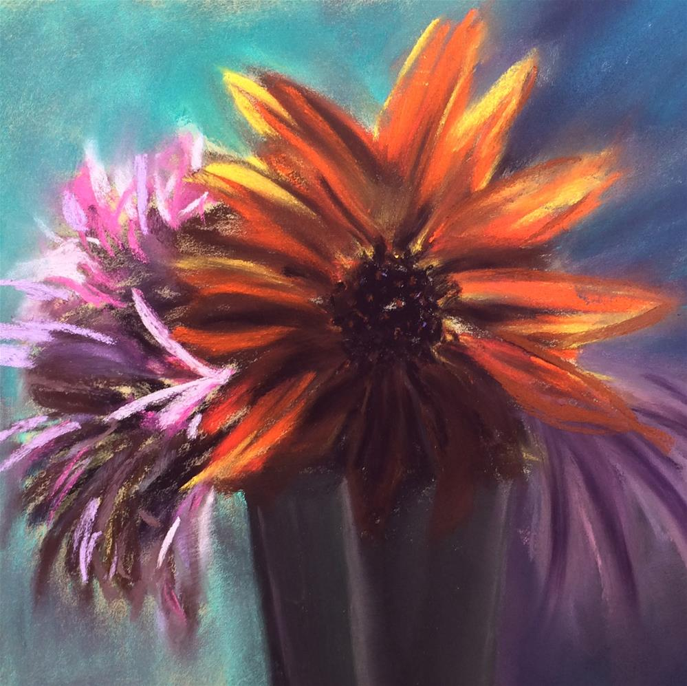 """Fading Fast"" original fine art by Cristine Kossow"