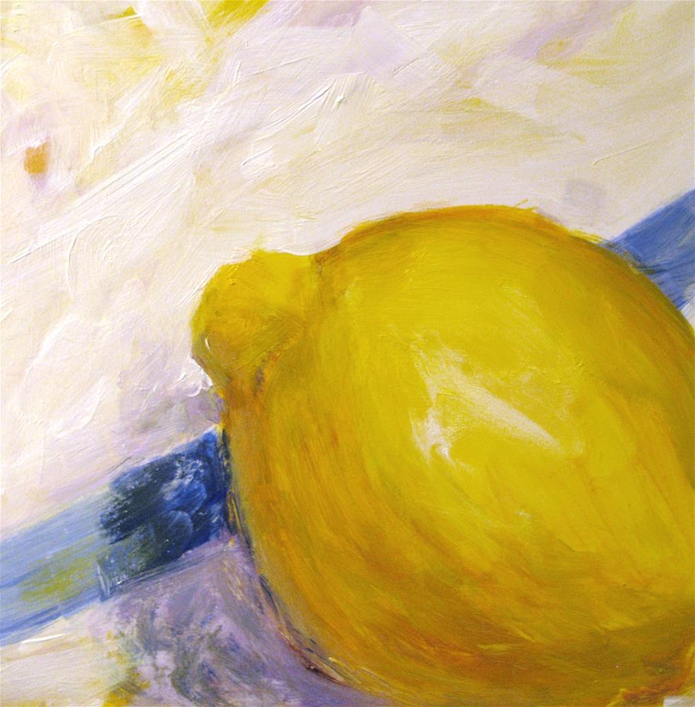 """""""Fixin' Tea"""" original fine art by Susan Elizabeth Jones"""