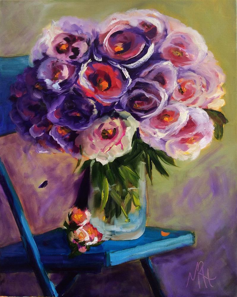 """""""Framed Encore"""" original fine art by Molly Rohrscheib Hathaway"""